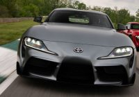 Amazing does the 2021 toyota supra come with a manual transmission 2021 Toyota Manual Transmission New Model and Performance