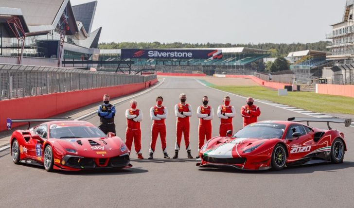 Permalink to Best Ferrari Challenge Uk 2021 Drivers Redesigns and Concept