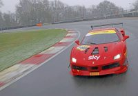 Amazing ferrari challenge uk series 2021 season launch conceptcarz Ferrari Challenge Uk 2021 Drivers First Drive