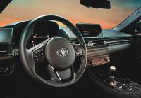Amazing manual toyota supra will come with all new dashboard carbuzz 2021 Toyota Manual Transmission Release Date and Reviews