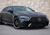 Amazing mercedes amg gt 4 door coupe starts at 136500 with a v8 2021 Mercedes Amg Gt 4 Door Coupe Exterior and Interior