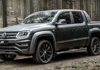 Amazing vw amarok 30 v6 tdi gets 47 hp power bump thanks to abt Volkswagen Amarok V6 2021 Exterior