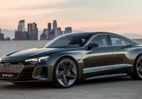 audi reveals the e tron gt its new all electric sports car Audi Electric Vehicles