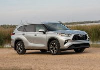 auto review a vehicle sure to excite any parent the 2021 Toyota Highlander Review