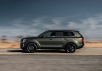 Best 2021 kia telluride mid size suv pricing features kia 2021 Kia Telluride Price Qatar Exterior