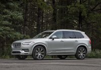 Best 2021 volvo xc90 review ratings specs prices and photos Volvo Xc90 2021 Exterior and Interior