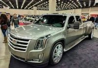 Best awsome caddypickup camiones chevy camionetas camiones gmc Cadillac Dually Truck 2020 Price Exterior