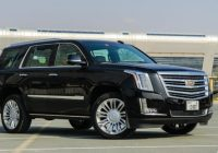 Best cadillac escalade Cadillac Escalade 2021 Price In Uae Price