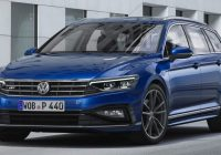 Best europes 2021 vw passat facelift debuts with updated styling Volkswagen Passat Facelift 2021 Research New
