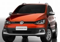 Best new crossfox 2021 prices data sheet photos news Volkswagen Fox 2021 Exterior and Interior