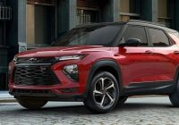 Best our predictions for the next generation chevrolet Chevrolet Trailblazer 2020 Philippines Exterior and Interior