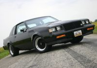 big bad boosted the 1987 only buick gnx hemmings Buick Grand National Gnx