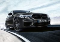 bmw marks 35 years of m5 with 350 units of bmw m5 edition 35 Bmw M5 Edition 35 Years