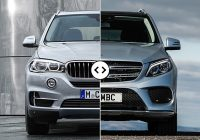 bmw x5 vs mercedes gle Mercedes Gle Vs Bmw X5