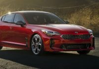 brand new 2021 kia stinger release date later this year Kia Stinger Release Date