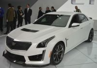 cadillac cts v debuts in detroit with 640 horsepower of Cadillac Cts V Horsepower