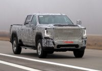 can the new 2021 gmc sierra hd be a denali and at4 off road Gmc 2500 New Body Style