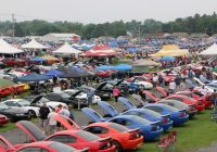 carlisle ford nationals breaks an event record in 2021 Ford Nationals Carlisle
