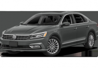 cars Volkswagen Passat Trim Levels