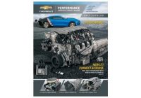 chevrolet introduces 2017 performance parts catalog Chevrolet Performance Catalog