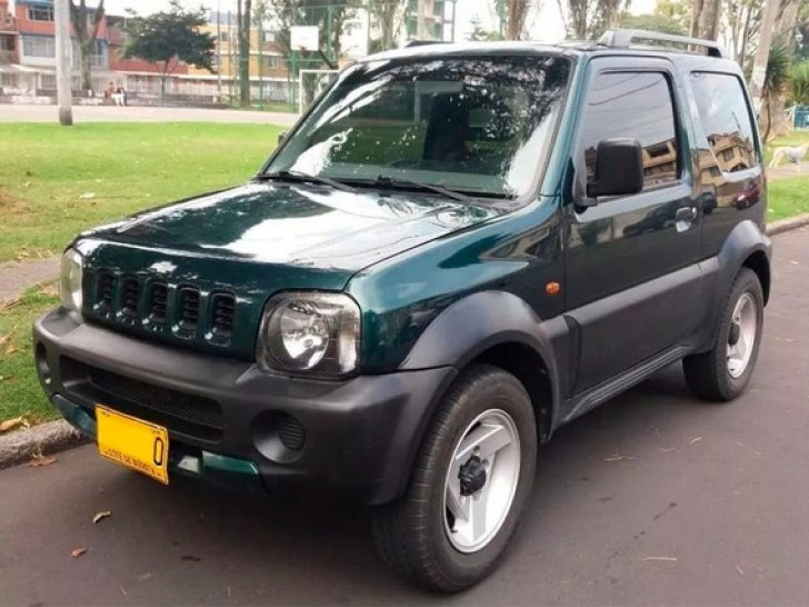 Permalink to Chevrolet Jimny Colombia