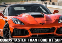 civil war 2021 corvette zr1 outpaces ford gt supercar Corvette Zr1 Vs Ford Gt