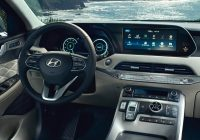 compare the 2021 hyundai palisade big island motors Hyundai Palisade Interior