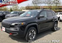 diamond black crystal pearlcoat 2021 jeep cherokee trailhawk 4×4 for sale at criswell auto 1c4pjmbx1kd421833 Jeep Cherokee Trailhawk