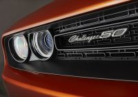 dodge introduces limited production challenger 50th Dodge Challenger 50th Anniversary