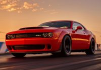 dodge reveals plans for 200000 challenger srt ghoul carbuzz How Much Is A 2021 Dodge Demon Performance