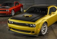 dodge unleashes challenger 50th anniversary edition maxim Dodge Challenger 50th Anniversary