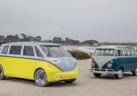 electric kombi will create a buzz for vw fans but its Volkswagen Kombi 2021