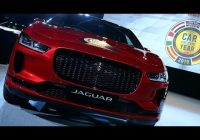 european car of the year 2019 jaguars all electric i pace model wins prestigious prize Jaguar I Pace Car Of The Year