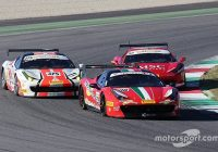 ferrari challenge north america champions crowned at mugello Ferrari Challenge North America
