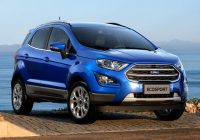 ford ecosport 2021 price list dp monthly promo Ford Philippines Promo