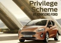 ford privilege discounts the west midlands johnsons ford Jaguar Land Rover Privilege Scheme