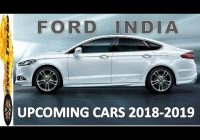 ford upcoming cars in india 2021 2021 price and launch date upcoming ford cars 2021 Ford India Upcoming Cars