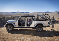 get ready for the first open air truck the 2021 jeep Jeep Gladiator Gas Mileage