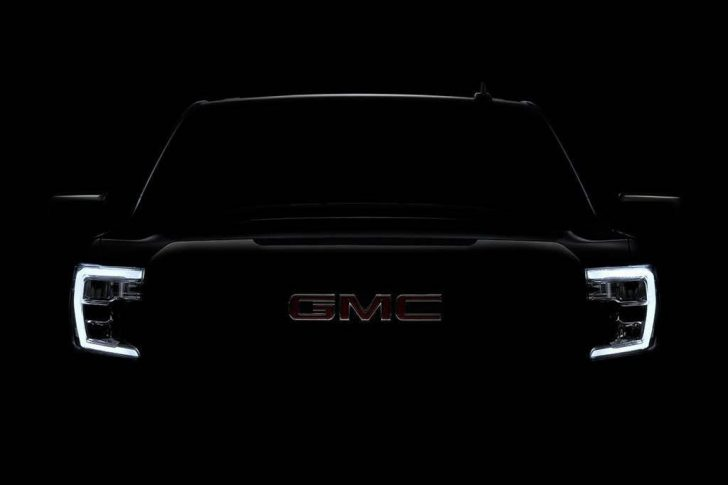 Permalink to Interesting Gmc Hints At Face Of 2021 Sierra Performance