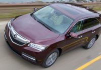 he replaced his acuras windshield then the self driving Acura Mdx Lane Keep Assist