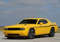 hennessey dodge challenger srt8 392 yellow jacket lc 2021 Dodge Challenger Yellow Jacket