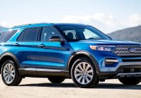 heres exactly how much the 2021 ford explorer will jump in Ford Explorer Jalopnik