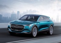 heres the electric car audi is building to take on tesla Audi Electric Vehicles