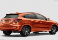 honda hr v india launch date price specifications Honda Hrv Release Date