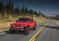 how does the 2021 jeep gladiator stack up against other Jeep Gladiator Fuel Economy