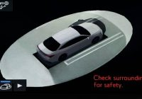 how does the toyota birds eye view camera make life easier Toyota Bird'S Eye View