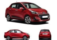 hyundai xcent facelift price launch date in india images Hyundai Xcent Facelift