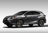 Interesting 2021 lexus nx black line gets extra bling with bronze Lexus Black Edition 2021 Price New Model and Performance