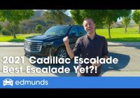 Interesting 2021 cadillac escalade prices reviews and pictures edmunds Cadillac Escalade 2021 Qiymeti Performance