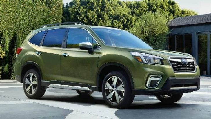 Permalink to New Type 2020 Subaru Forester New Zealand Specifications